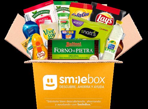 Smilebox-oro