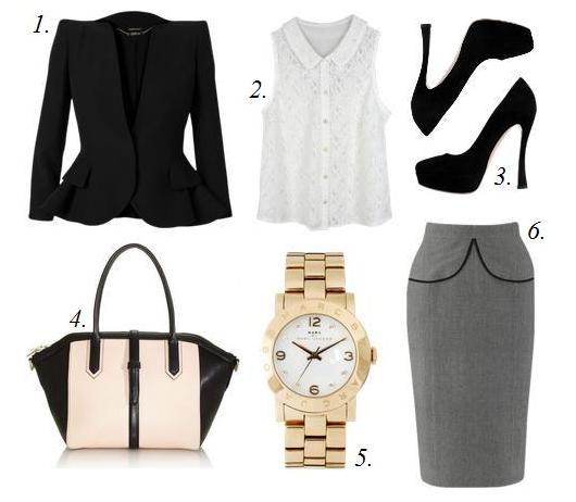 outfit entrevista trabajo